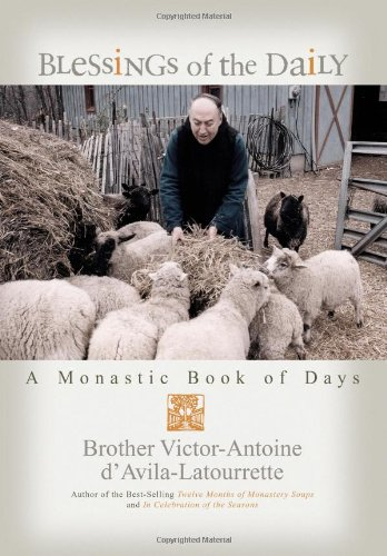 Download Blessings of the Daily: A Monastic Book of Days pdf