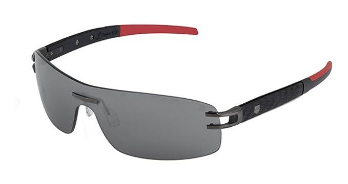Amazon.com: Tag Heuer L-Type LW 0452 Gafas de sol Novilla ...