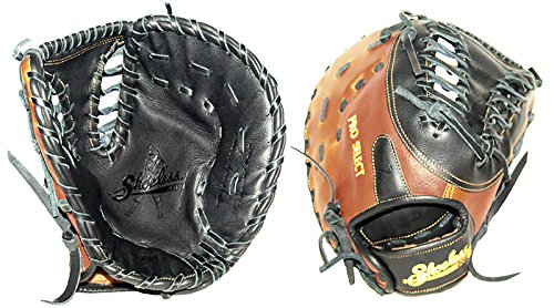 Shoeless Joe 13-Inch Pro Select First Base Tennessee Trap Baseball Glove (Right Hand Throw)