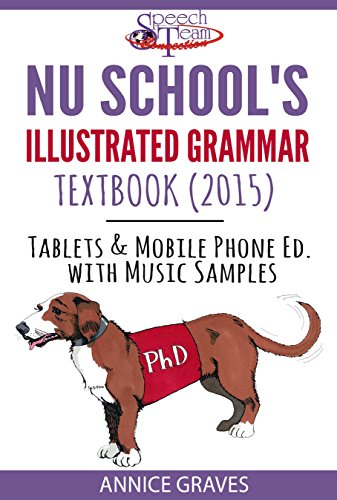 Nu School's Illustrated Grammar Textbook (2015): (Tablets and Mobile