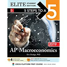 5 Steps to a 5: AP Macroeconomics 2019 Elite Student Edition