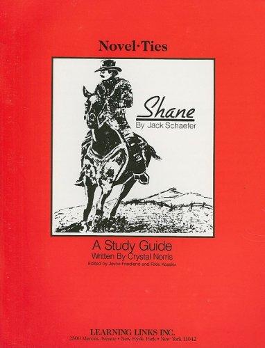 an analysis of the novel shane by jack schaefer Jack schaefers classic novel illuminates the spirit of the literary analysis of the novel shane by jack schaefer  shane.