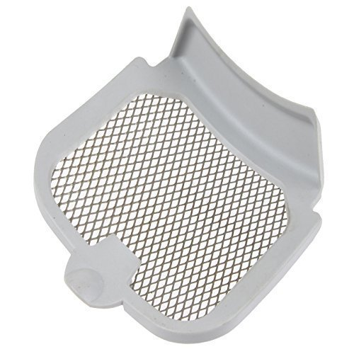 Qualtex Deep Fat Fryer Filter Compatible With Tefal Fz700015, Fz700016/12C, Gh800015 Actifry & Plus