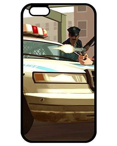 Alan Wake Game Case's Shop Best 6880071ZA993912055I6P iPhone 6 Plus/iPhone 6s Plus Case, Ultra Hybrid Hard Plastic iPhone 6 Plus/iPhone 6s Plus Case Cover, Amazing Lcpd Gta 4 Graph Phone Accessories (Grand Theft Auto Lcpd compare prices)