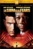 The Sum of All Fears (Special Collector's Edition)  (Bilingual)