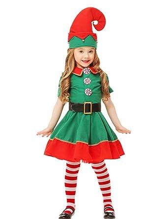 387523c0a8160 ARAUS Cosplay Costume Halloween Noël Party Set pour Enfant Garçon Fille 5PC  2-18 Ans