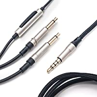 1.2m Cable With Mic & Remote for 99 Classics Walnut Silver