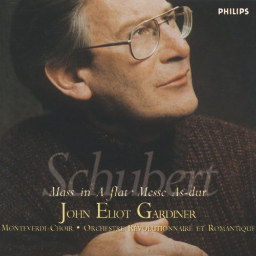 Schubert - Mass in A-flat / York · Bruce Payne · Archer · George · Gardiner