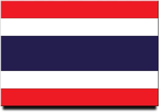 SIGHTS // FLAG // GIFTS THAILAND CHIANG MAI SOUVENIR NOVELTY FRIDGE MAGNET