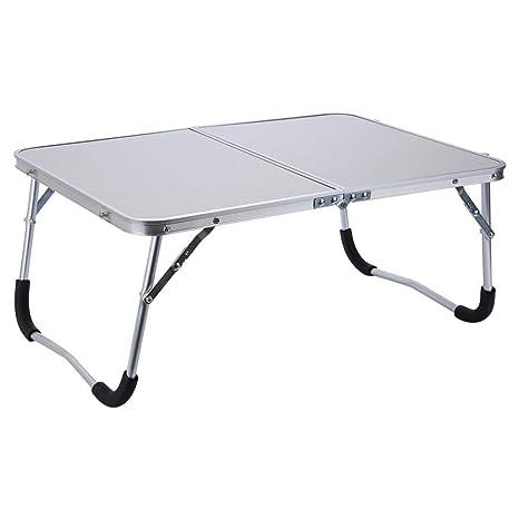 Amazon.com: Pequeñas mesas plegables para ordenador portátil ...