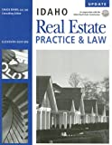 Idaho Real Estate Practice and Law, Kaplan Publishing Staff, 1419595431