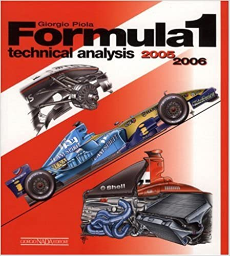 Book Formula 1 2005-2006 Technical Analysis