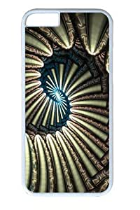 Abstract Stripes Custom iphone 5c inch Case Cover Polycarbonate White