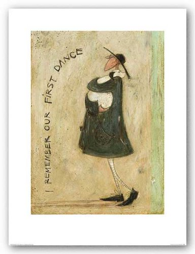 I Remember Our First Dance by Sam Toft 17.75
