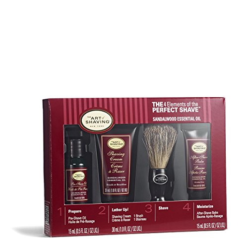 Art Shaving Starter Kit Sandalwood product image