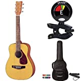Yamaha JR1 3/4 Scale Guitar with Gig Bag bundle