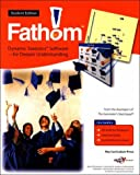 Fathom Dynamic Statistics, Key Curriculum Press, 1559531231