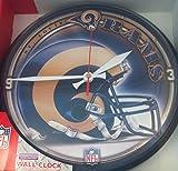 St Louis Rams NFL Wall Clock