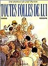 Les Aventures de Cliff Burton, tome 8 : Toutes folles de lui par Durand