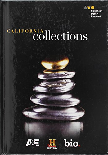 Houghton Mifflin Harcourt Collections: Student Edition Grade 10 2017