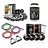 P90X Peak Results Package: Tony Horton's 90-Day Extreme Home Fitness Ultimate Results Package DVD Program