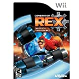 Generator Rex Providence Wii by Blizzard Entertainment