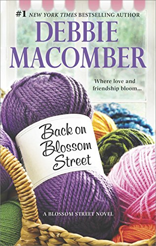 book cover of Back On Blossom Street