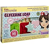 Soap Making Kit - DIY! Kiss Naturals Glycerine Soap Making Kit