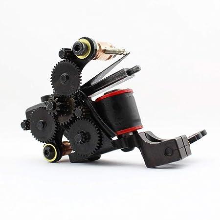 IHIGGG Equipo de máquina de Tatuaje en Espiral, Herramientas de ...
