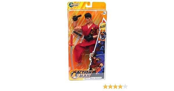 Hasbro Action Man Ninja Combat