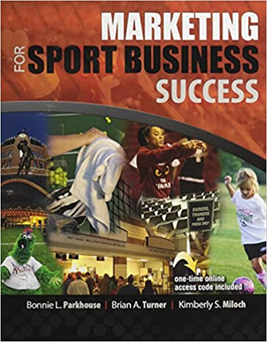 Marketing For Sport Business Success Download