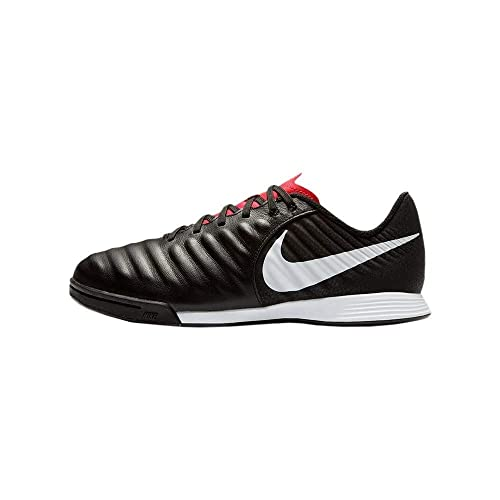 Nike Jr Legend 7 Academy IC, Zapatillas de fútbol Sala Unisex Adulto, (Black