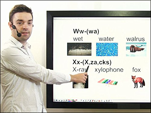 English Lesson 1 - Greetings. Introductions and Alphabet. Spelling - Level Show