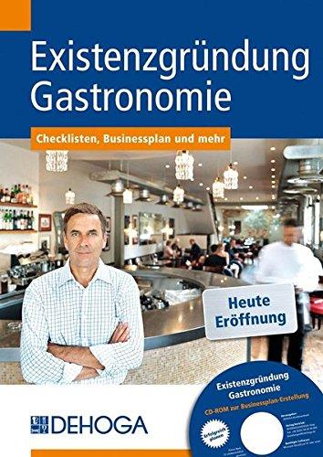 Existenzgründung Gastronomie: Checklisten, Businessplan und mehr