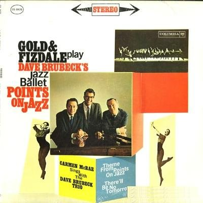 Gold & Fizdale Play Dave Brubeck's Jazz Ballet Points on Jazz