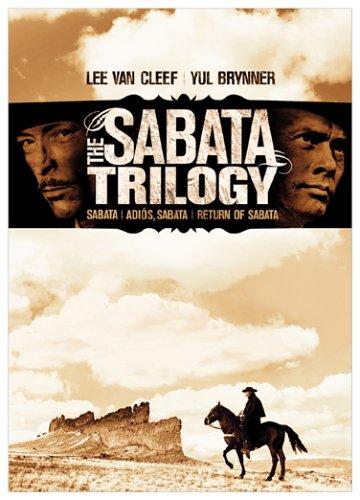 The Sabata Trilogy (Sabata / Adios, Sabata / Come back of Sabata)