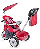 Feber - 800009473 - Tricycle - Baby trike évolution  - Rouge