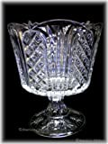 Fifth Avenue Crystal Wellington Trifle Bowl/Dishes