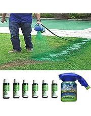 Nya trädgårdsfrön gräsmatta sprinkler hydro mousse hem hydro gräs såsystem vätska spray enhet gräsmatta vård bevattning