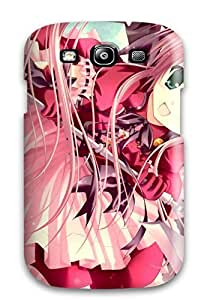 Fashion Protective Girl For Case Ipod Touch 4 Cover