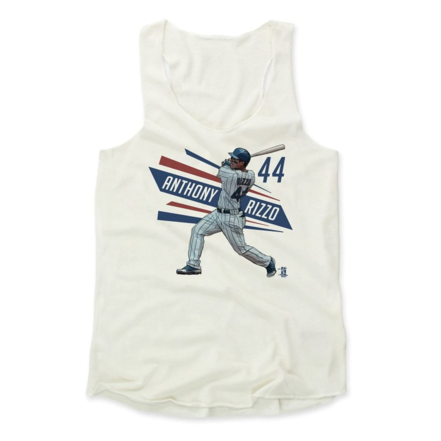 Anthony Rizzo Trace B Chicago Women's Tank Top