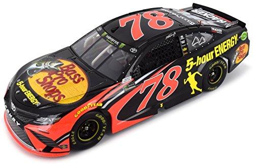 Lionel Racing Martin Truex Jr 2018 Bass Pro Shops / 5-Hour Energy NASCAR Diecast 1:24 Scale