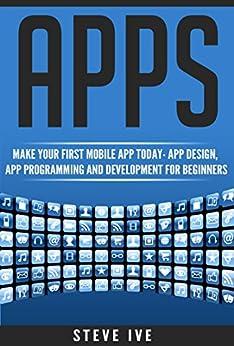 Apps Programming Development Beginners smartphone ebook product image