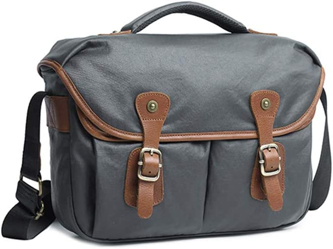 LIXUAN DSLR Camera Bag Multi-Functional Leisure Camera Backpack Waterproof Anti Theft Lightweight Inner Padding for Women Men Photography /& Casual