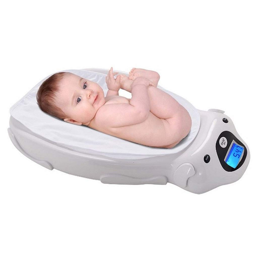 MILAIDI Intelligent Baby Electronic Scale Multi-Function Dog Baby Type Baby Scale Growth Weight Scale Health Scale by MILAIDI