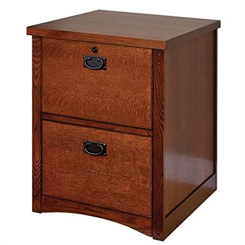 kathy ireland HOME by MARTIN Mission Pasadena 2-Drawer File ()