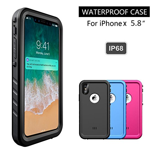 custodia iphone x waterproof