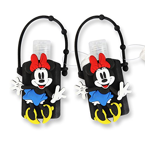 Disney Hand Sanitizer with Classic Minnie Mouse Holder