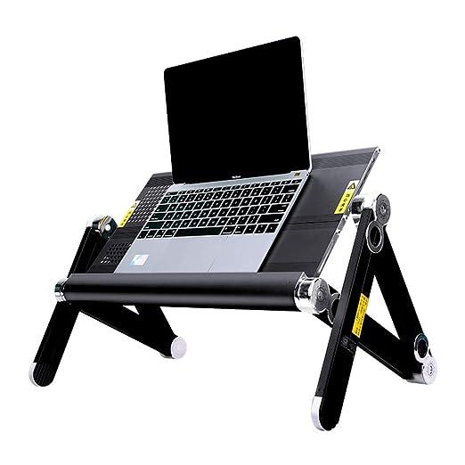 Mesa para ordenador HAIZHEN portátil Ajustable Levántese/Sentarse ...