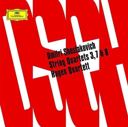 CD : HAGEN QUARTETT - Shostakovich: String Quartets 3 (Super-High Material CD, Japan - Import)